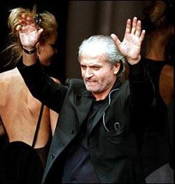 Famous Clothing Designers From Italy Fashion Designer Gianni