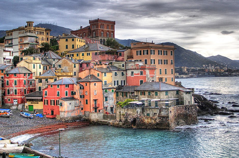 genoa italy 